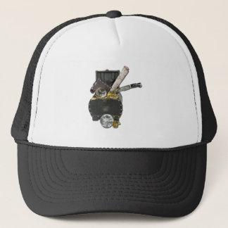 TreasureGoldDiamondMapDagger082612.png Trucker Hat