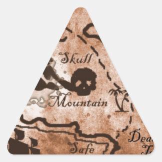 treasuremapfull.jpg triangle sticker