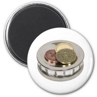 TreasureMirror110409 copy 2 Inch Round Magnet