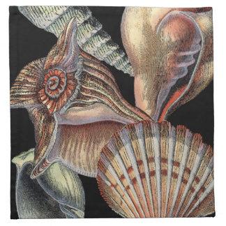Treasures of the Sea Cloth Napkin