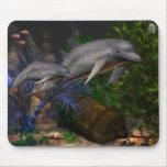 Treasures - Under the Sea Mousepad