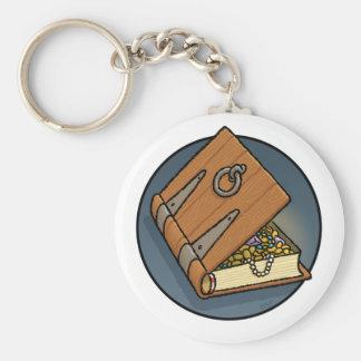 Treasury Keychain