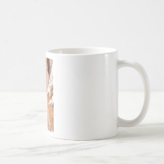 Treasury Classic White Coffee Mug