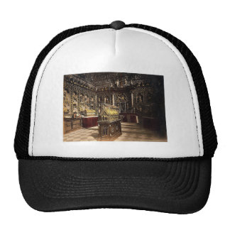 Treasury of St. Ursula, Cologne, the Rhine, German Hats
