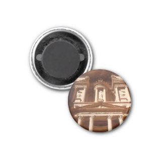treasury petra 1 inch round magnet