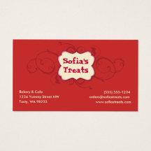 Treat! Business Card