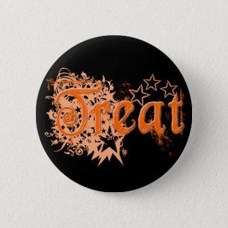 treat button - Halloween Slogans