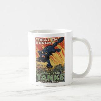 Treat Em Rough-1918 Coffee Mug