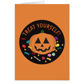 Treat Yourself! Card