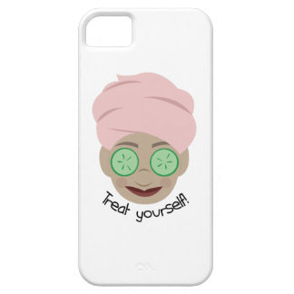 Treat Yourself iPhone SE/5/5s Case