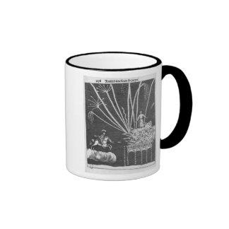 Treatise of Bonfires Ringer Coffee Mug