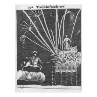 Treatise of Bonfires Postcard