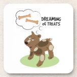 Treats Dreaming Coaster