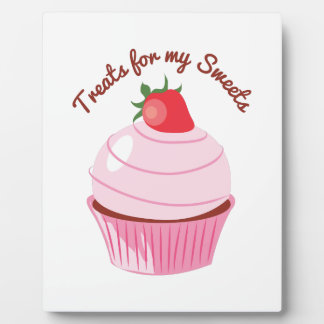 Treats For My Sweets Photo Plaque