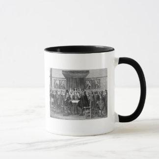 Treaty of Breda, 31st July 1667 Mug