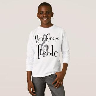 Treble Boy's Long Sleeve T-Shirt