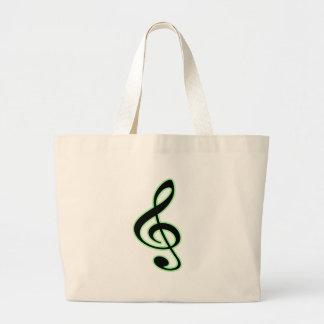 Treble Clef Bag
