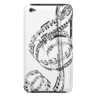Treble Clef iPod Case-Mate Case