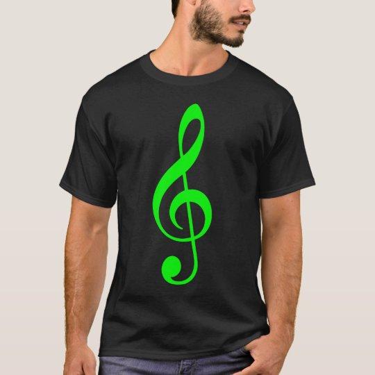 Treble Clef T-Shirt