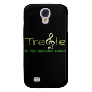 Treble Is My Middle Name Iphone 3 3g 3gs Case Spec
