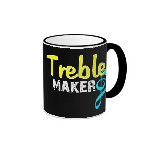 Treble Maker For Dark Products Coffee Mug Zazzle