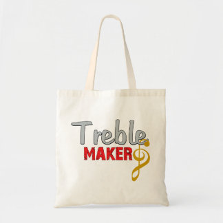 Treble Maker For Light Products Tote Bag