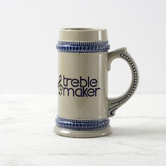 Treble Maker 18 Oz Beer Stein