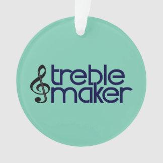 Treble Maker Ornament