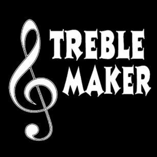 Treble Maker Accessories | Zazzle