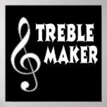 Treble Maker Posters