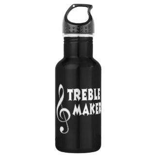 Treble Maker Stainless Steel Water Bottle