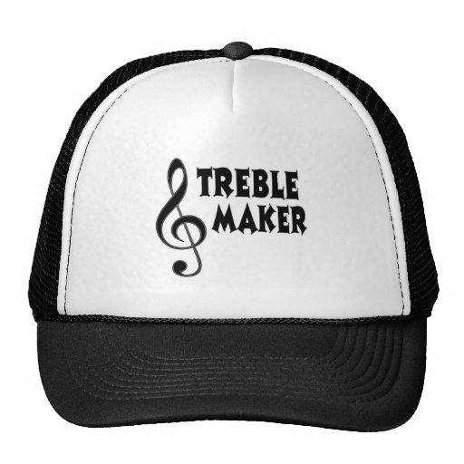 Treble Maker Trucker Hats