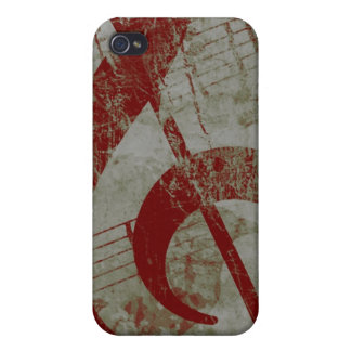 Trebled Raven Covers For iPhone 4