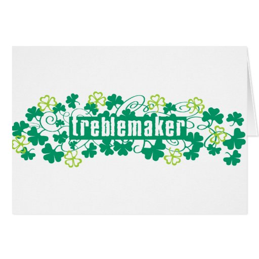 Treblemaker Card