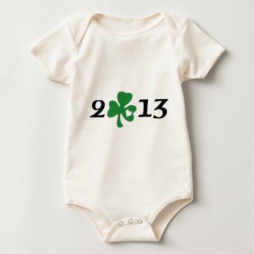 Trébol 2013 trajes de bebé