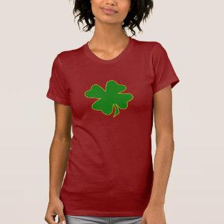 Trébol afortunado - camiseta
