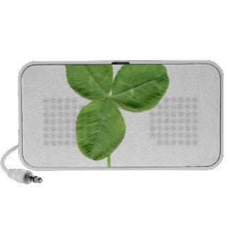 Trébol iPod Altavoz