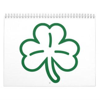 Trébol Calendario