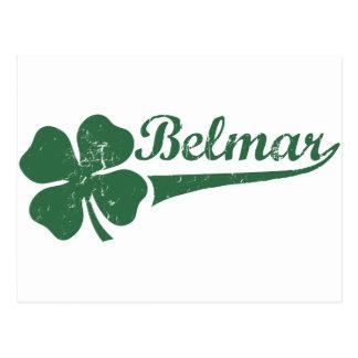 Trébol de Belmar NJ Postales