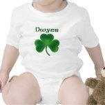Trébol de Dwyer Traje De Bebé