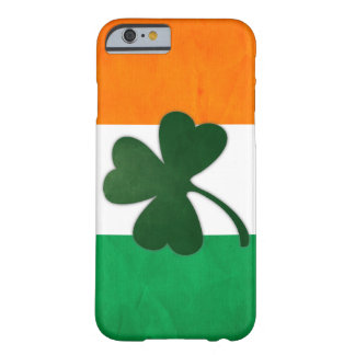 Trébol de Irlanda Funda De iPhone 6 Barely There