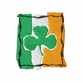trébol de la bandera de Irlanda pequeño