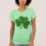 Trébol de la obra clásica del día de St Patrick Camiseta