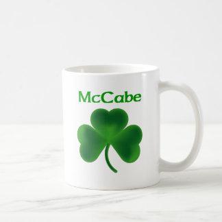 Trébol de McCabe Taza De Café