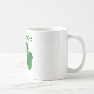 Trébol de McCabe Tazas De Café