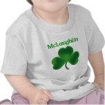 Trébol de McLaughlin Camisetas