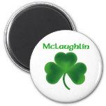 Trébol de McLaughlin Imanes