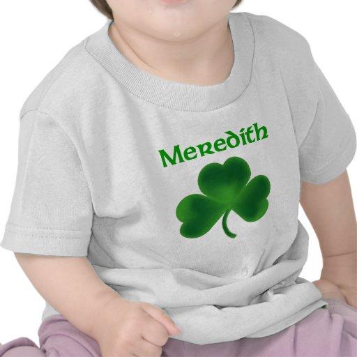 Trébol de Meredith Camisetas
