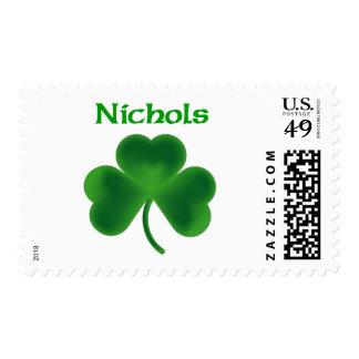 Trébol de Nichols Sello