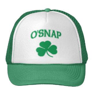 Trébol de O'Snap Gorra